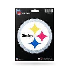 Pittsburgh Steelers Vinyl Glitter Bling Decal [NEW] NFL Car Sticker Emblem Rico