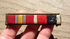 Korean War US Army Military German Made Ribbon Bar