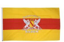 Fahne Deutschland Großherzogtum Baden Flagge badische Hissflagge 90x150cm