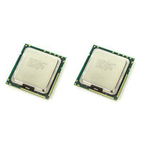 Lot of 2 Intel Xeon E5620 Quad-Core 2.4GHz 12M 5.86GTs LGA1366 SLBV4 Processor