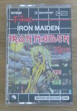 Cassette K7 Tape Iron Maiden Killers 107 4504 EMI France