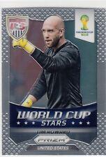2014 Panini Prizm World Cup Stars Base #42 Tim Howard USA