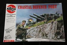 XL052 AIRFIX 1/76 maquette figurine 06706 Coastal Defence Fort  Figurines 1994