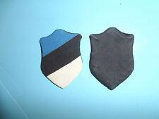 b8074 WW2 German Army Volunteer  Estonia cotton on cotton