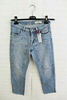Jeans JECKERSON Uomo Pantalone Pants Man Taglia Size 27 / 41 Made in Italy