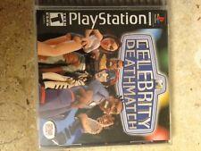 MTV Celebrity Deathmatch (Sony PlayStation 1, 2003)