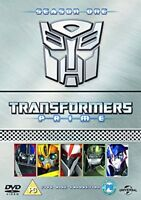 Transformers Prime - Season 1: Part 1-5 [DVD] [2010][Region 2]