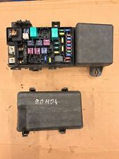 HONDA ACCORD 2004 ENGINE BAY RELAY FUSE BOX