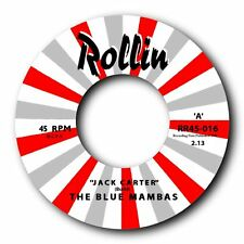 "Le bleu Mambas - ""get carter"" Fantastique Surf version B/W ""on the road again"""