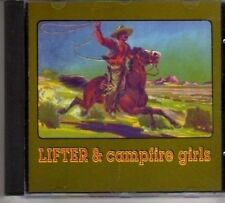 (BL807) Lifter & campfire girls - CD