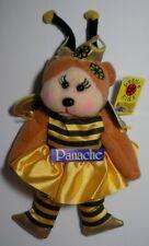 "SKANSEN BEANIE KID ""QUEENIE  THE BEE BEAR""  NEW & MINT WITH MINT TAG"