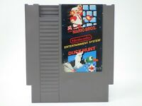 Super Mario Bros. Duck Hunt - Nintendo NES Authentic Clean & Tested