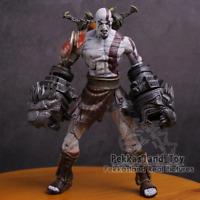 NECA God of War 3 Ghost of Sparta Kratos PVC Figure