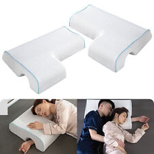Couples Pillow Memory Foam Anti Pressure Arm Arched Cuddle Cervical Sleep Pillow