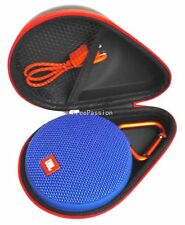 Travel ZipperCase Cover Bag Pouch  for JBL Clip 2 -JBL Clip+ Bluetooth Speaker