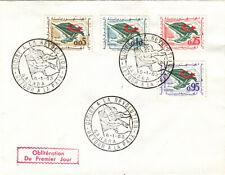 Algeria 1963 Revolution FDC