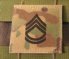 Galon US ARMY - SERGEANT 1ST CLASS - grade scratch MULTICAM rank insignia