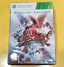 Street Fighter X Tekken Special Edition GIOCO XBOX 360 VERSIONE ITALIANA