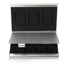 NEU 4SD+8TF Mikro-Sd TF MMC-Speicherkarte Storage Box-Schutz-Fall- &L