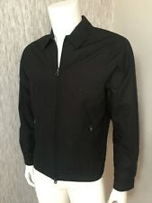 DUNHILL HARRINGTON JACKET LIGHTWEIGHT WATER REPELLENT SIZE S RETAIL £450 BNWT
