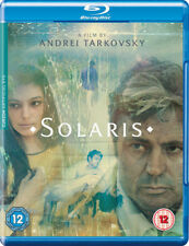 Solaris Blu-ray Natalya Bondarchuk Donatas Banionis Andrei Tarkovsky