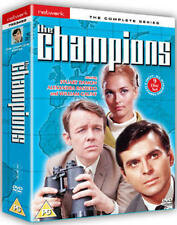 The Champions: The Complete Series (Box Set) [DVD]