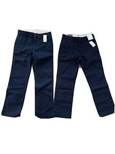 Las Mejores Ofertas En Gap Ninos 100 Algodon Pantalones Uniformes Para Ninas Talla 4 Y Mas Grande Ebay