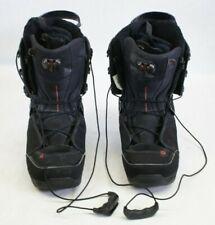 Salomon Dialogue Wide Snowboard Boots (Black) Size: US 12, EUR 47