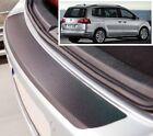 VW SHARAN (7N) - CARBON Stile PARAURTI POSTERIORE PROTEZIONE