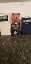 Corgi Icon Collectible Figure of Footballer Andy cole  Man United