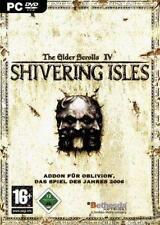 Shivering Isles *** OBLIVION addon Elder Scrolls 4 * COME NUOVO