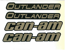 CAN-AM OUTLANDER MUDGUARD DECAL KIT 704904338
