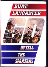 Go Tell the Spartans (DVD, 2005) Burt Lancaster Brand New