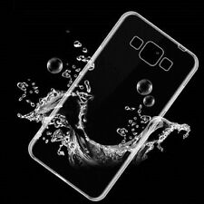 Case Cover for Samsung Galaxy A8 2018 phone Transparent Crystal clear TPU back