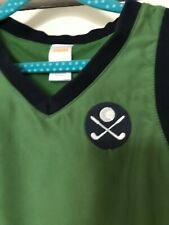 Stylish Gymboree Boy's Green Golf Vest, Size 2-3T