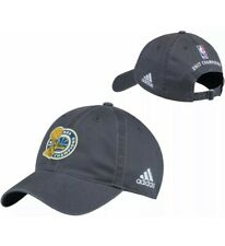 Golden State Warriors adidas 2017 NBA Champions Official Locker Room Cap Hat