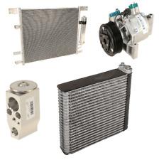 For Nissan Versa Note 1.6L L4 A/C Condenser & Expansion Valve and Evaporator Kit