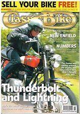 Classic Bike November 2004 BSA A65  AJS V4 Octopus Porcupine Rickman Metisse