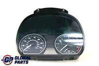 BMW 1 Series E81 E87 E87N Diesel Instrument cluster Speedo clocks manual 9122592