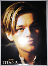"Titanic (1997) (Leonardo) reproduction movie poster (23.5""x33"") S/S"