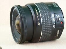 CANON EF 22-55mm USM LENS for XT XTi XS XSi T1I T2i T3i T4i T5i T3 T5 50D 60D 3