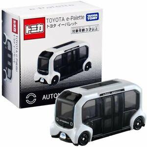 Takara Tomy Tomica Diecast Model Car - Toyota e-Palette Driverless Bus