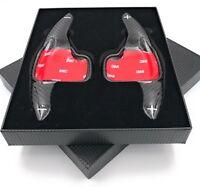 ECHT CARBON DSG DKG Schaltwippen Shift Paddle BMW F18 F20 F30 F32 3er 4er X