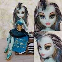 Mattel Monster High Frankie Stein 13 Wishes Haunt the Casbah 2012 Beautiful