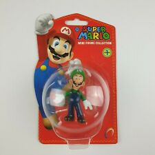 Nintendo Super Mario Mini Figure Collection Luigi Series 1 New In Box
