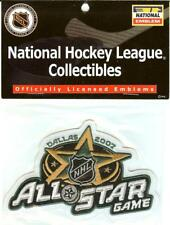 2007 NHL All Star Jersey Patch Dallas Stars Official Packaged National Emblem