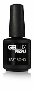 Salon System GELLUX FAST NAIL BOND - for GEL POLISH, HARD GEL and ACRYLIC