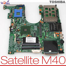 MOTHERBOARD FÜR TOSHIBA SATELLITE M40 M40-197 V000053660 MAINBOARD TOP NEW  043