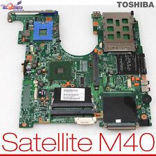 MOTHERBOARD FÜR TOSHIBA SATELLITE M40 M40-197 V000053660 MAINBOARD TOP NEW  043