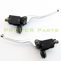 HANDLE BRAKE Clutch LEVER Master Cylinder Hydraulic For Majesty Cruiser Scooter